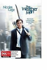 The Weather Man - Brand New & Sealed R4 Dvd (Nicholas Cage, Michael Caine)