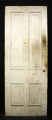 """3 avail 32""""x83"""" Antique Vintage Victorian Interior Solid Wood Wooden Doors Panel"""