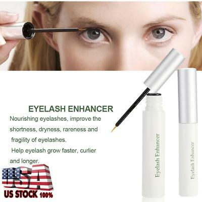 FEG Women's Eyelash Enhancer Eye Lash Rapid Growth Serum Liquid Natural 3ML US