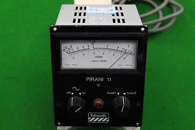 Edwards Pirani 11 Vacuum Gauge Code No D035-24-000