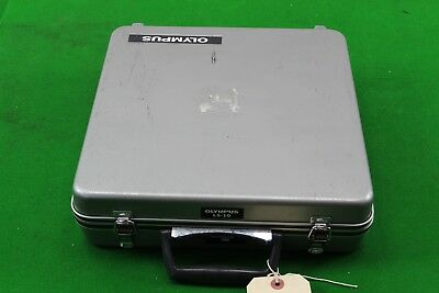 Olympus LS-10 Teaching Scope Video Lens w/Case Medical Equipment