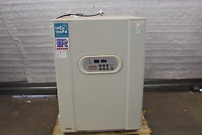 Faulty Sanyo CO2 Incubator MCO-18AIC Heats Up 37C Laboratory Lab Scientific