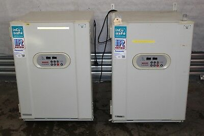Sanyo Panasonic CO2 Incubator MCO-18AIC Scientific Laboratory