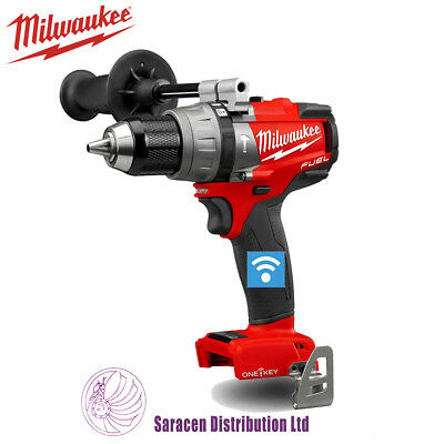 Milwaukee M18 Onepd One-Key Fuel Brushless Combi Drill Body Only