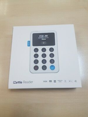 iZettle Capture Contactless Chip and Pin Card Reader IZ00000008