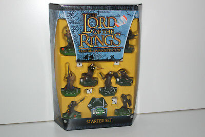 Herr der Ringe Tradeable Miniatures Game - Lord of the Rings - Starter Set - NEU