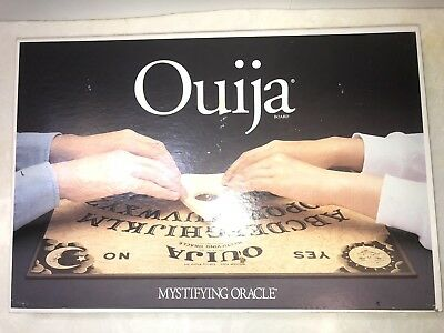 2 Parker Brothers William Fuld Talking Ouija Boards Mystifying Oracle