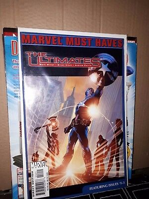 Marvel Comics The Ultimates Marvel Must Haves Issue #1 1st Print VF/NM-