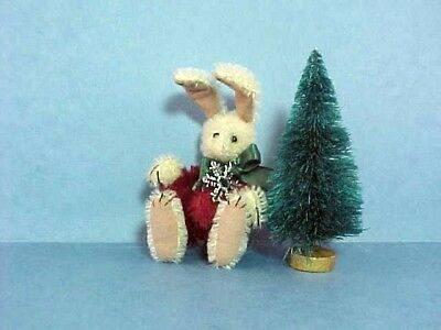 Deb Canham - Blizzard Bunny - From Yr. 2008 - LE #47 of 65  -  Mint - New