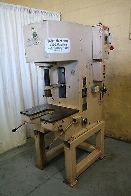 10 Ton Denison Hydraulic Press: Yoder #67091
