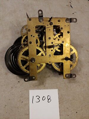 Antique Sessions / Welch Era  Mantle Clock Movement