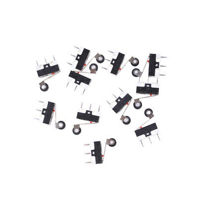 10x 1A 125V Micro Switch Roller Lever Actuator SPDT Sub Miniature ODHN