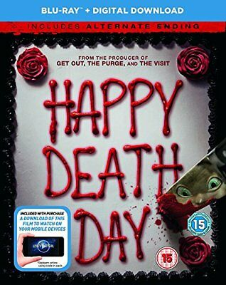 Happy Death Day (Blu-Ray + digital download) [2017]