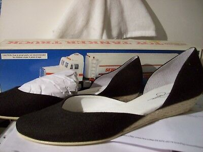 130b0d4ad4028 Jessica Simpson Low Demi Black Womens Shoes Size 8.5 M Flats MSRP  79 NIB
