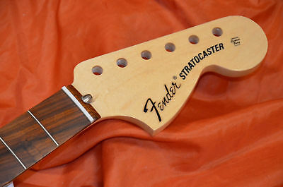 Fender Stratocaster Vintage 1972 Neck*finest Quality Wood*very Rare/hard To Find