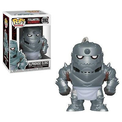 Funko Fullmetal Alchemist POP Alphonse Vinyl Figure NEW 30695 IN STOCK