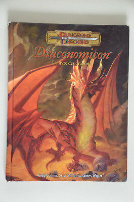 Draconomicon - Dungeons & Dragons 3.5 Accessory - französich