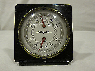 Vintage Airguide Temperature and Humidity Gauge (Fee and Stemwedel)