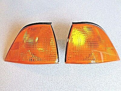 BMW E36 Coupe/Convertible Corner Light Turn Signal 318is 325is 328is M3 PAIR