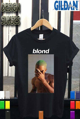 Blonded Frank Ocean Shirt Endless World Tour Music White black Shirt New T-shirt