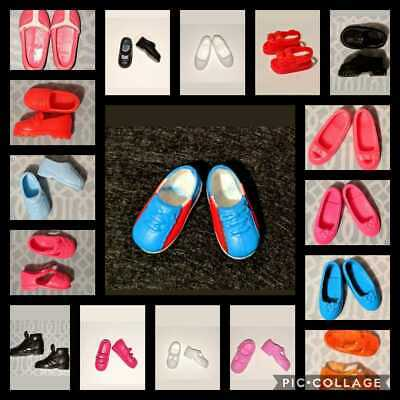 STACIE WHITNEY JANET Bow Flats Sneakers Doll Shoes ~ CHOOSE ~