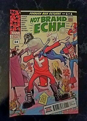 Not Brand Echh #14, NM, Marvel Comics