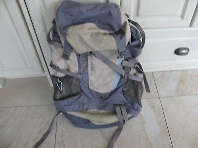 ee7616ae8 THE NORTH FACE Terra 40 Womens Backpack, Tan/Gray/blue