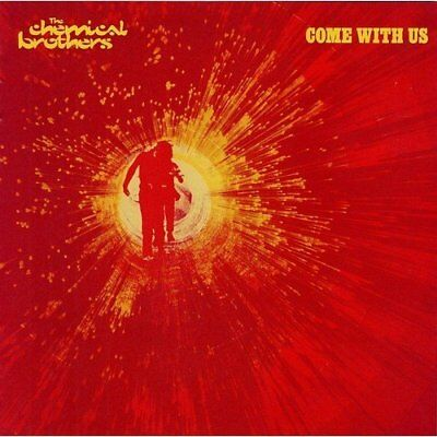 The Chemical Brothers Come With Us NEW SEALED VINYL 2 LP *FREE UK POST *WORLD