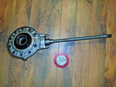 1998 - 2004 Suzuki Intruder 1500Vl Driveshaft & Differential