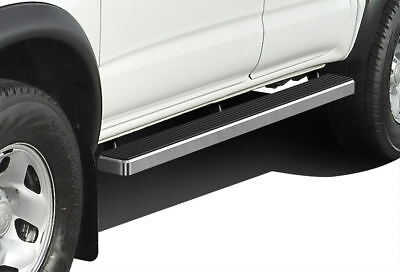 """iBoard Running Boards 4"""" Fit 05-18 Toyota Tacoma Double Cab/Crew Cab"""