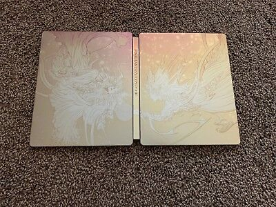 Final Fantasy Type-0 HD Collectors Steelbook Only Collector Mint