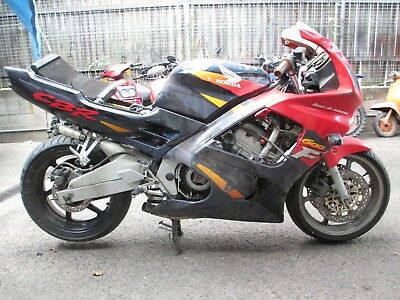 1998 Honda CBR600F, Barn find, shed clear out, will sell!!!!!