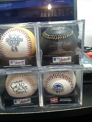 Mlb Rawlings Official World Series & All Star Game Balls