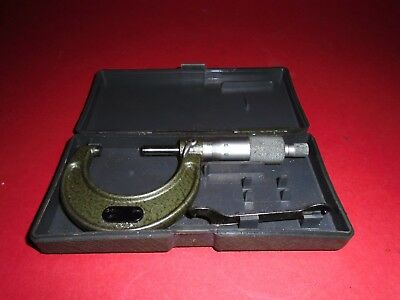 Micrometer by Mitutoyo,  model 103-138   25-50mm.