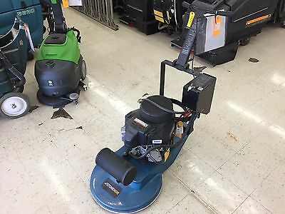 "Eagle Stonekor 21"" Propane Buffer.  Year 2014 Model"