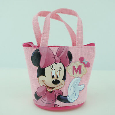 Minnie Mouse Kids Coin Purse Wallet for Girls Toddlers Pink