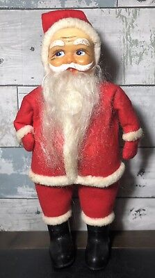 Large Vintage Santa Claus Made in Japan