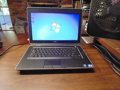 DELL LATITUDE E6430 LAPTOP I5-3230M 2 60GHz 4GB RAM NO HD