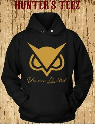 VanossGaming Youtuber Gamers Black Hoodie - U.S. Priority ship