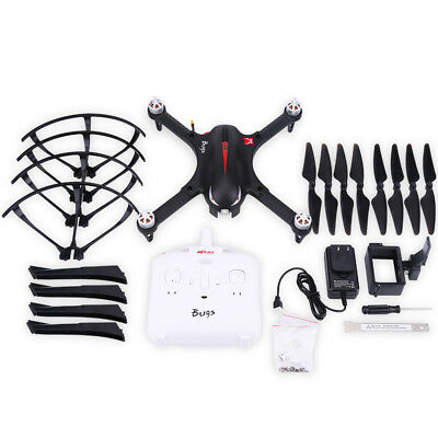 MJX B3 2.4G 4CH 6-Axis RC Quadcopter Brushless Motor Drone With Camera Brackets