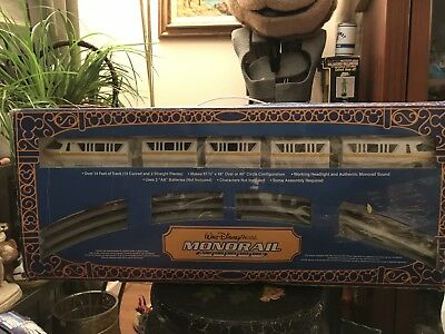Disney Theme park Collection Monorail Complete / Working / Original Packaging