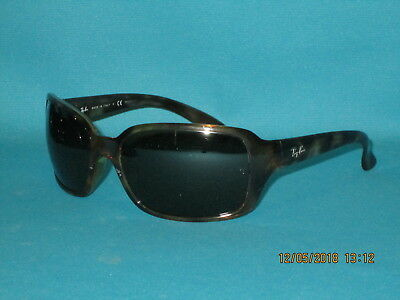 RAY BAN RB4068 HIGHSTREET 642/57 Tortoise/Polarized Brown Women's Sunglasses