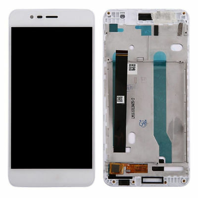"For Asus Zenfone 3 Max ZC520TL 5.2"" LCD Display Touch Screen Digitizer + Frame"