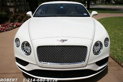 2016 Bentley Continental GT 7,290 Miles WARRANTY 7-23-19 500HP TWIN TURBO