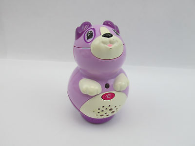 Leap Frog Leap Reader Junior Pen PURPLE Scout Dog Puppy #21202 (Tag Junior)