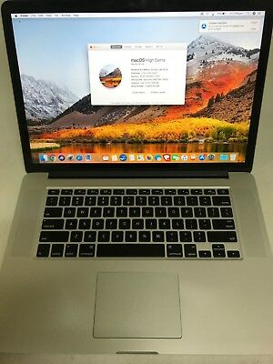 Apple Macbook Pro 15 Retina - Late 2013 -  Core  i7 / 256Gb SSD / 16Gb RAM