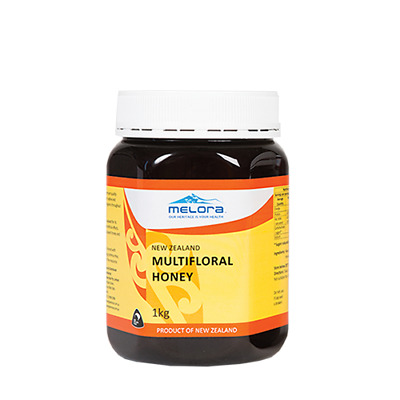 [Melora] Mulifloral Honey 1kg (SALE - Expiry Date: 05/2019)
