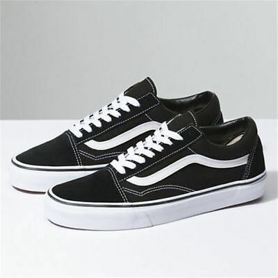 2018 VAN SUP OLD SKOOL Damen Herren Canvas Sneaker&Freizeitschuhe Skaterschuhe