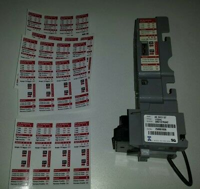 Lot Of 20 Mars Mei Bill Acceptor Series 2000 Replacement Label Ae 2411 2412 2451