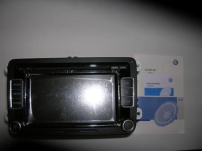 Vw Rcd 510 Golf V Vi 5 6 Passat Cc Caddy Touran Tiguan Polo 6R Rcd510 New Beetle
